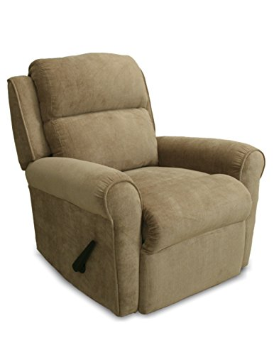 Franklin Serenity Swivel Rocker Recliner, Café