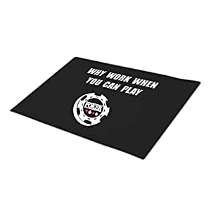 LeoLeiro Decorative Door Mats Funny Personalised Door Mat