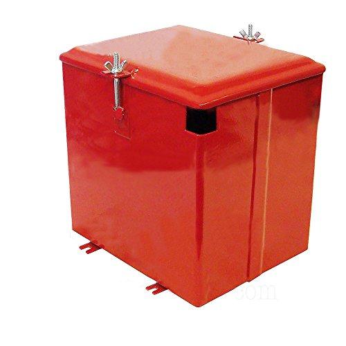 Battery Box for Case International Harvester C; Super A; Super C