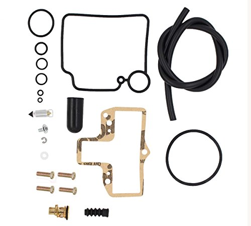 Carburetor Carb Rebuild Kit Repair For Mikuni HSR42/45 Smoothbore KHS-016 Harley HARLEY TWIN CAM EVO BIG TWIN