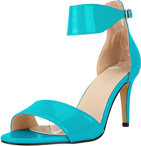 Salabobo - Zapatos de tacón  mujer Azul