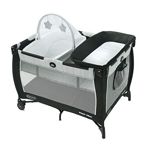 Graco Pack n Play Care Suite Playard, Zagg