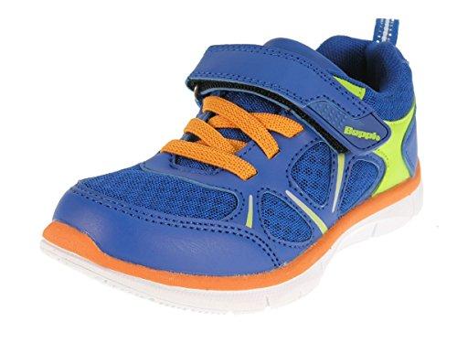beppi 214213Niños Zapatillas Deportivas * neonfarben * Azul - azul