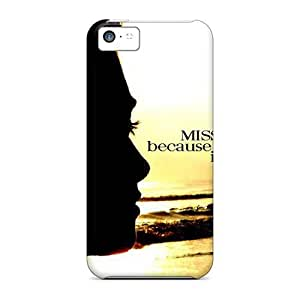 New Diy Design Miss You For Iphone 5c Cases Comfortable For Lovers And Friends For Christmas Gifts