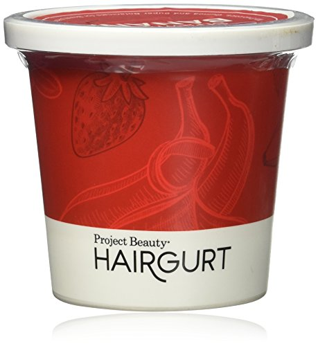 Hairgurt Smoothing Deep Conditioner Yogurt Hair Mask for Frizzy, Dry and Damaged Hair; Sulfate Free