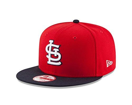 161c35a00a3 New Era MLB St. Louis Cardinals Star Trim 9Fifty Snapback Cap ...