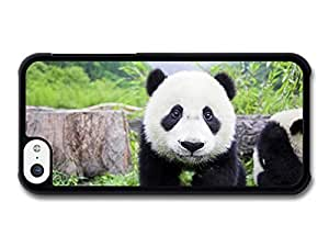 AMAF ? Accessories Baby Panda Bear Walking case for iphone 5s
