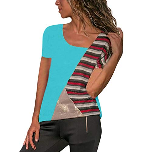 Dressin Women's V Neck Wrap Front Pleated Cami Tank Tops Casual Sleeveless Shirts Blouses