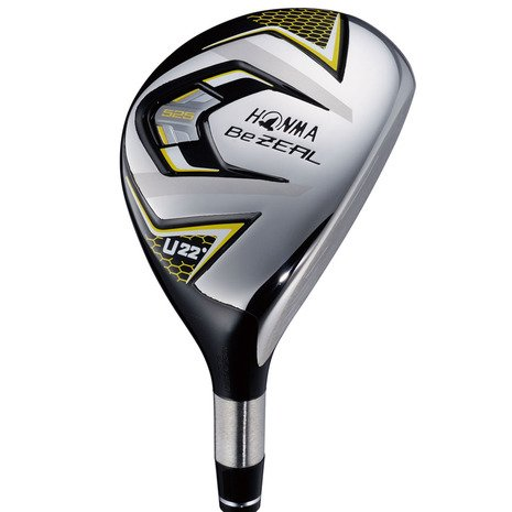HONMA GOLF JAPAN TOUR WORLD Be ZEAL 525 UTILITY VIZARD for Be ZEAL carbon shaft 本間ゴルフ ビジール ユーティリティ (19, SR) by HONMA GOLF