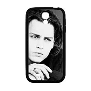 johnny depp drawing Phone Case for Samsung Galaxy S4