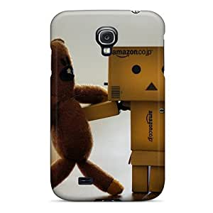 Awesome Case Cover/galaxy S4 Defender Case Cover(danbo Bear)