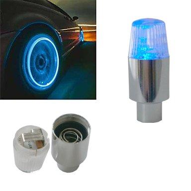 U-lite 2 Light (Super Bright Blue Flashing LED Tire Light (2-pack))