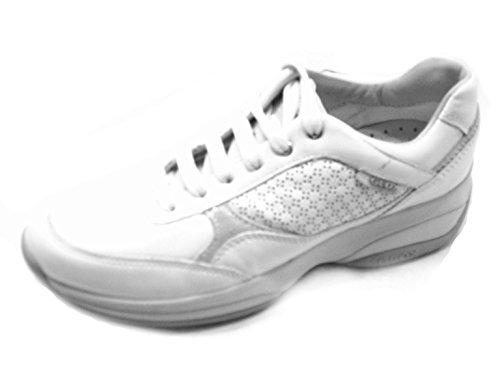 Geox  D Xand D-fading Lea D42w1d, Chaussures de Gymnastique femme
