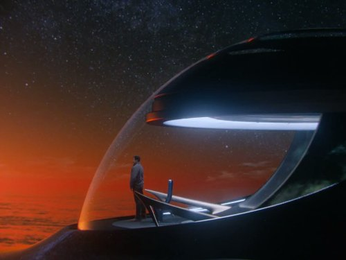 COSMOS: A SPACETIME ODYSSEY First Look