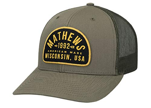 8dde37ca09e81d Mathews Archery Forest Trucker Cap
