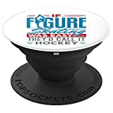 If Figure Skating Was Easy - PopSockets Grip and Stand for Phones and Tablets