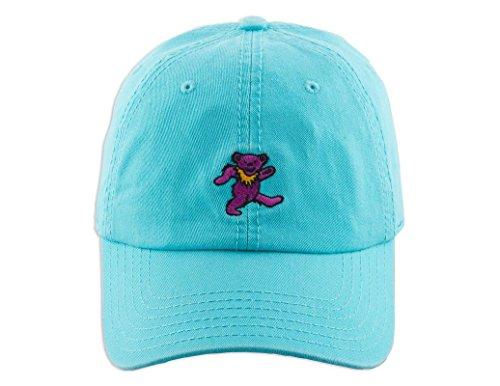 Ripple Junction Grateful Dead Tiny Purple Bear Dad Hat