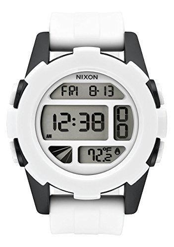 Nixon Unit Star Wars Colab Digital Watch Storm Trooper White