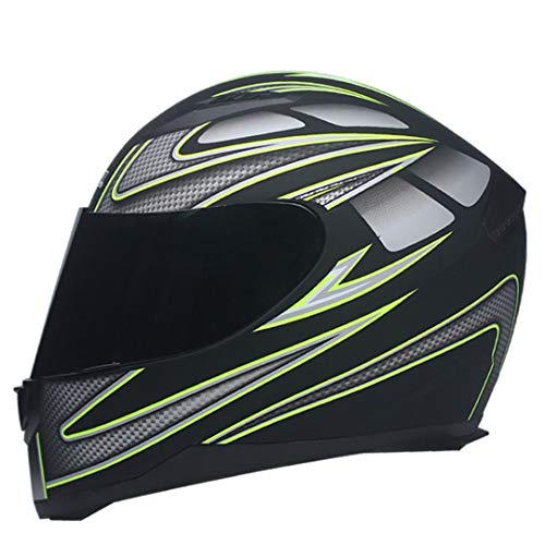 (Arrival Motorcycle Helmet Design Full Face Racing Helmets Approved c1 XXL)