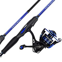 The NEW KastKing Centron spinning rod and reel combos offer exceptional value and performance for every angler and fishing application! These rods are designed for anglers looking for an incredible rods and great KastKing spinning reel that a...