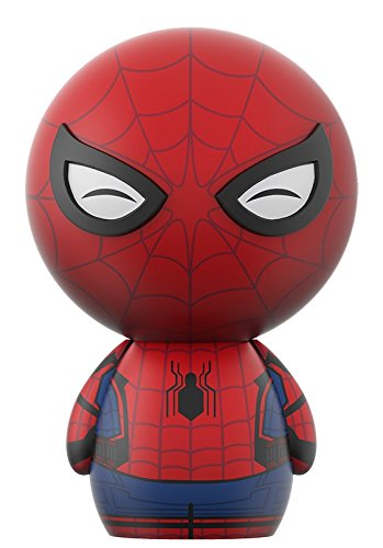 Spider Man New Suit (Funko Dorbz Spider-Man Homecoming Spider-Man New Suit (styles may vary) Action Figure)