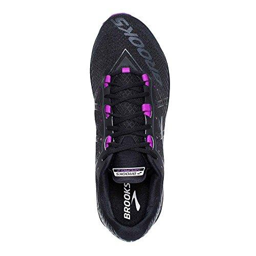 Shoes Running Women's White Purple Black Neuro Cactus Flower 2 Black Brooks IqHfFCnwSC