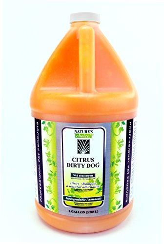 - Nature's Choice Citrus Dirty Dog Shampoo 50:1 Gallon