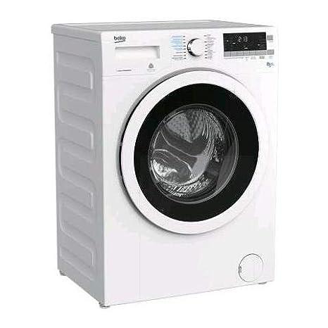 Beko HTV8733XW Independiente Carga frontal A Blanco lavadora ...