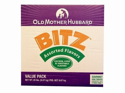 Old Mother Hubbard Bitz-Assorted Flavors by WELLPET