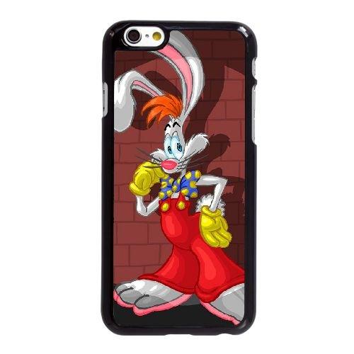 Disney Who Framed Roger Rabbit Caractère Jessica Rabbit BJ66TN8 coque iPhone 6 6S 4,7 pouces cas de téléphone portable coque R1MN2M2YW