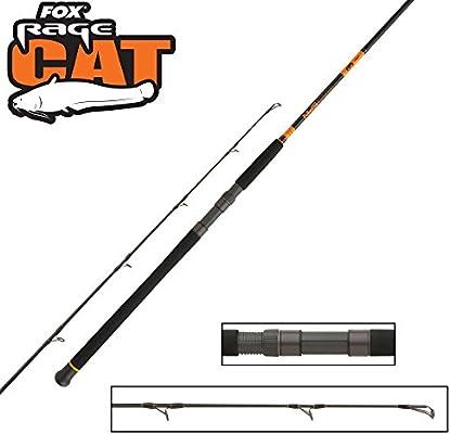 Fox Rage Cat Pro Spin 270 cm 40 – 180 g – Caña de Pescar para Siluro, Waller – Caña de Spinning, cañas para Pesca a Spinning Siluro, caña de Spinning Siluro,