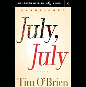July, July Audiobook