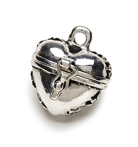 Jewelry Designer BG2025 Charm Prayer Box Puffy