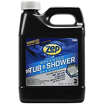 Amazon Com Zep Shower Tub And Tile Cleaner 32 Oz