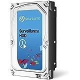(Old Model) Seagate 4TB Surveillance HDD 6Gb/s Internal Hard Drive (ST4000VX000)