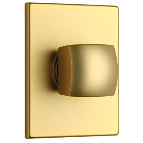 La Toscana by Paini 89OK425 Lady 3 Way Brass Shower Diverter Valve, Satin Gold by La Toscana