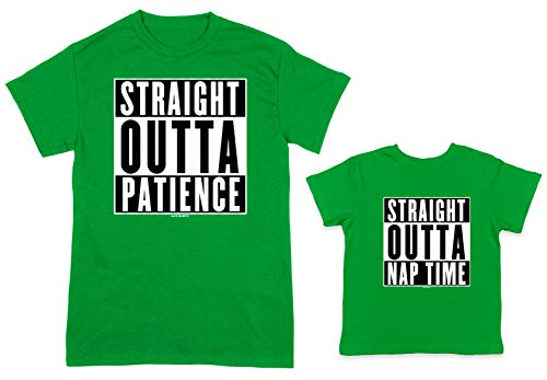 HAASE UNLIMITED Straight Outta Patience/Nap Time 2-Pack Todd