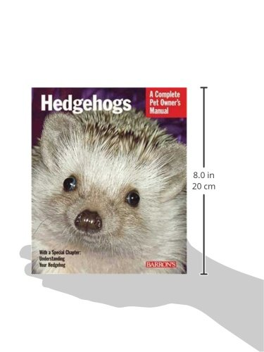 Hedgehogs (Complete Pet Owner's Manuals) 3