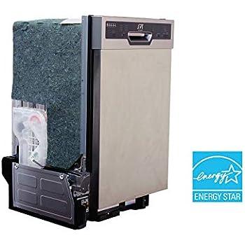 Amazon.com: SPT SD-9254SS: Energy Star 18 w/Heated Dry ...