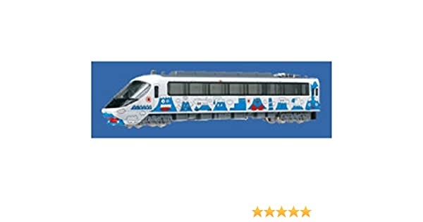 NEW train N gauge die-cast scale model No.14 8000-based Fuji Express