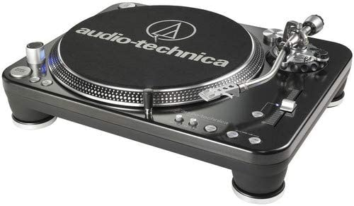 Audio Technica AT-LP1240 Turntable - High-end Performance for the Professional DJs