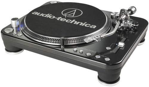 Audio-Technica DJ Direct-Drive - Tocadiscos (Corriente alterna, 13 ...