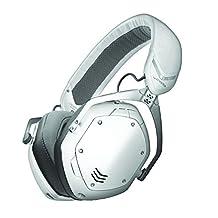 V-MODA Crossfade 2 Wireless Over-Ear Headphone - Matte White