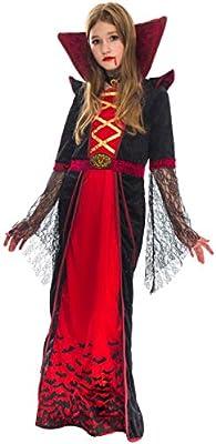 Spooktacular Creations Disfraz de Vampiro para Niñas Traje ...