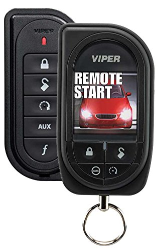 Viper 5906V Remote Car Starter Alarm Keyless Entry 2 Way TWO Remotes 1 Color LED Remote Directed DB3 XPressKit DEI Databus ALL Combo Bypass Door Lock Interface Bundle Package