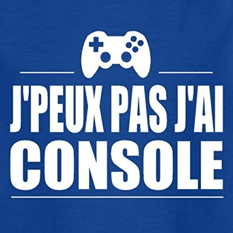 Gamer JPeux Pas JAi Console T-Shirt Ado