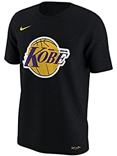 Nike Los Angeles Lakers Unisex Kobe Bryant Name Logo T-Shirt