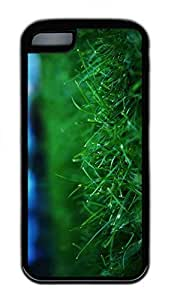 iPhone 5c Case Unique Cool iPhone Cases Personalized Design Fresh Grass Close Up Cases hjbrhga1544