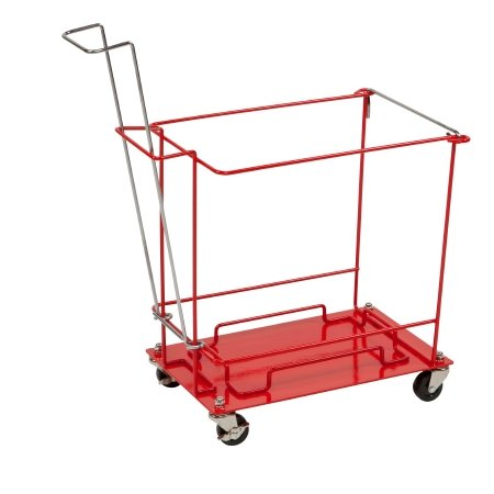 Covidien Sharps Container Floor Cart With Wheels by SharpSafety (Image #1)