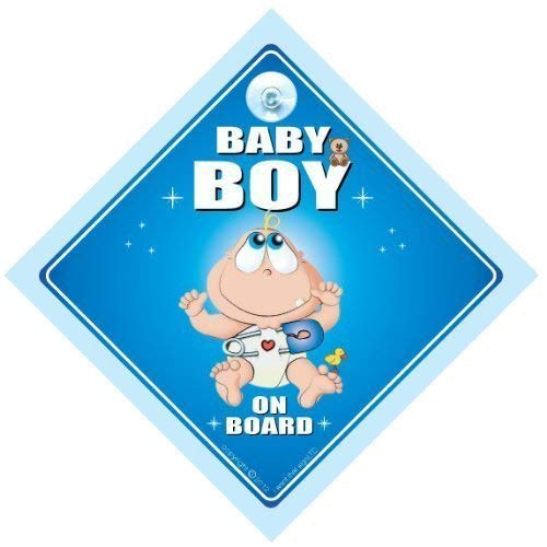 Baby On Board Car Sign, Baby Boy On Board (ORIGINAL), Car Sign, Bumper Sticker, Baby on Board, Driving Sign, Automobile Sign, Vehicle Sign, Baby on Board Car Sign, Grandchild on Board, Funny Car Sign, Baby in Car Sign iwantthatsign.com babyboyoriginalcarsi